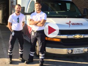 ambulance or rideshare